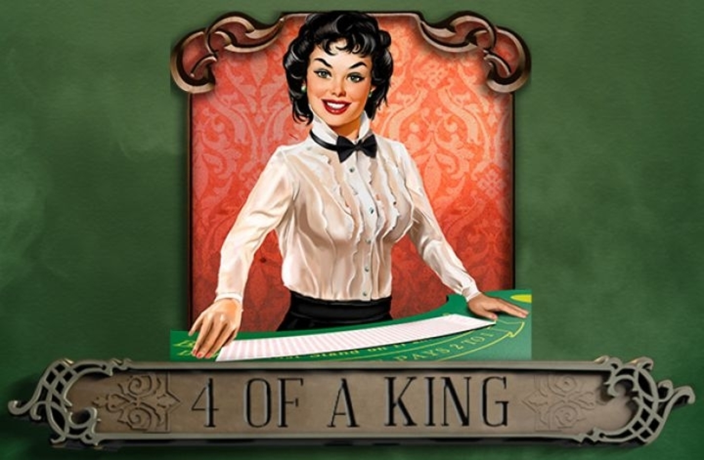Se 4 of a King Online Slot Demo Game, Endorphina