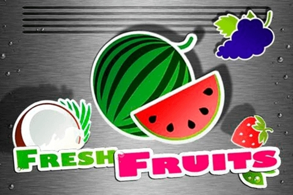 Se Fresh Fruits (Endorphina) Online Slot Demo Game, Endorphina