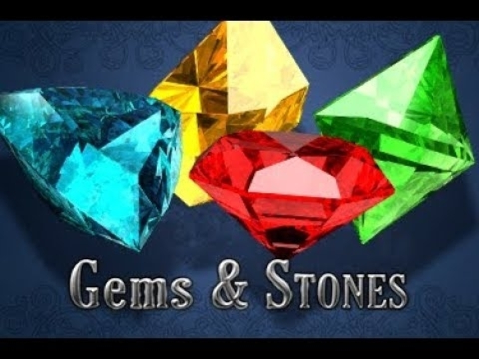 Se Gems & Stones Online Slot Demo Game, Endorphina