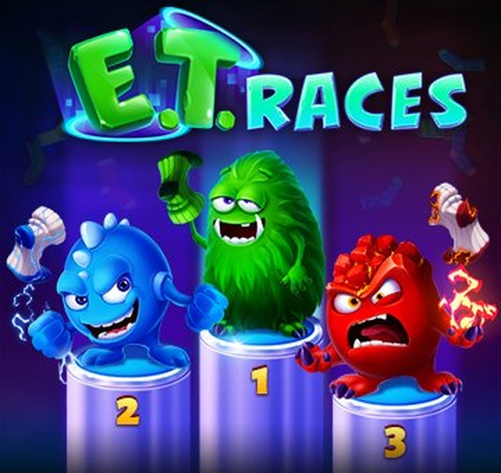 Se E.T. Races Online Slot Demo Game, Evoplay Entertainment