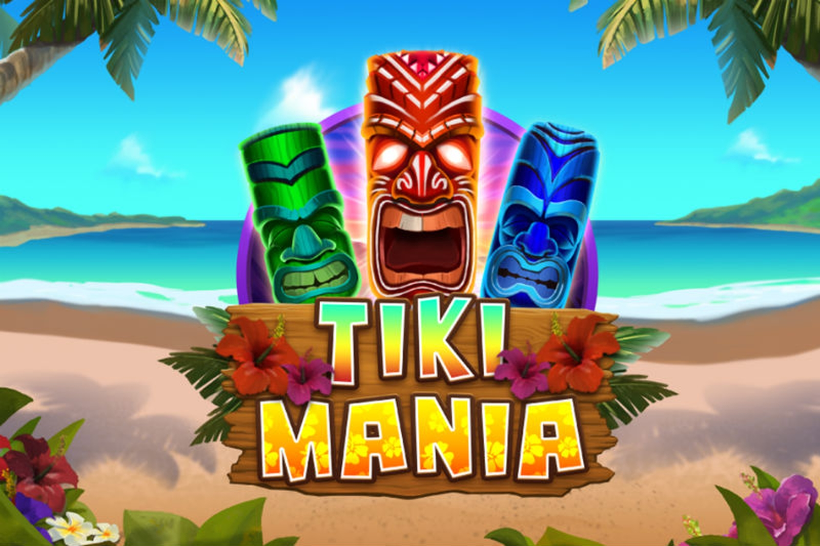 Se Tiki Mania Online Slot Demo Game, Fortune Factory Studios