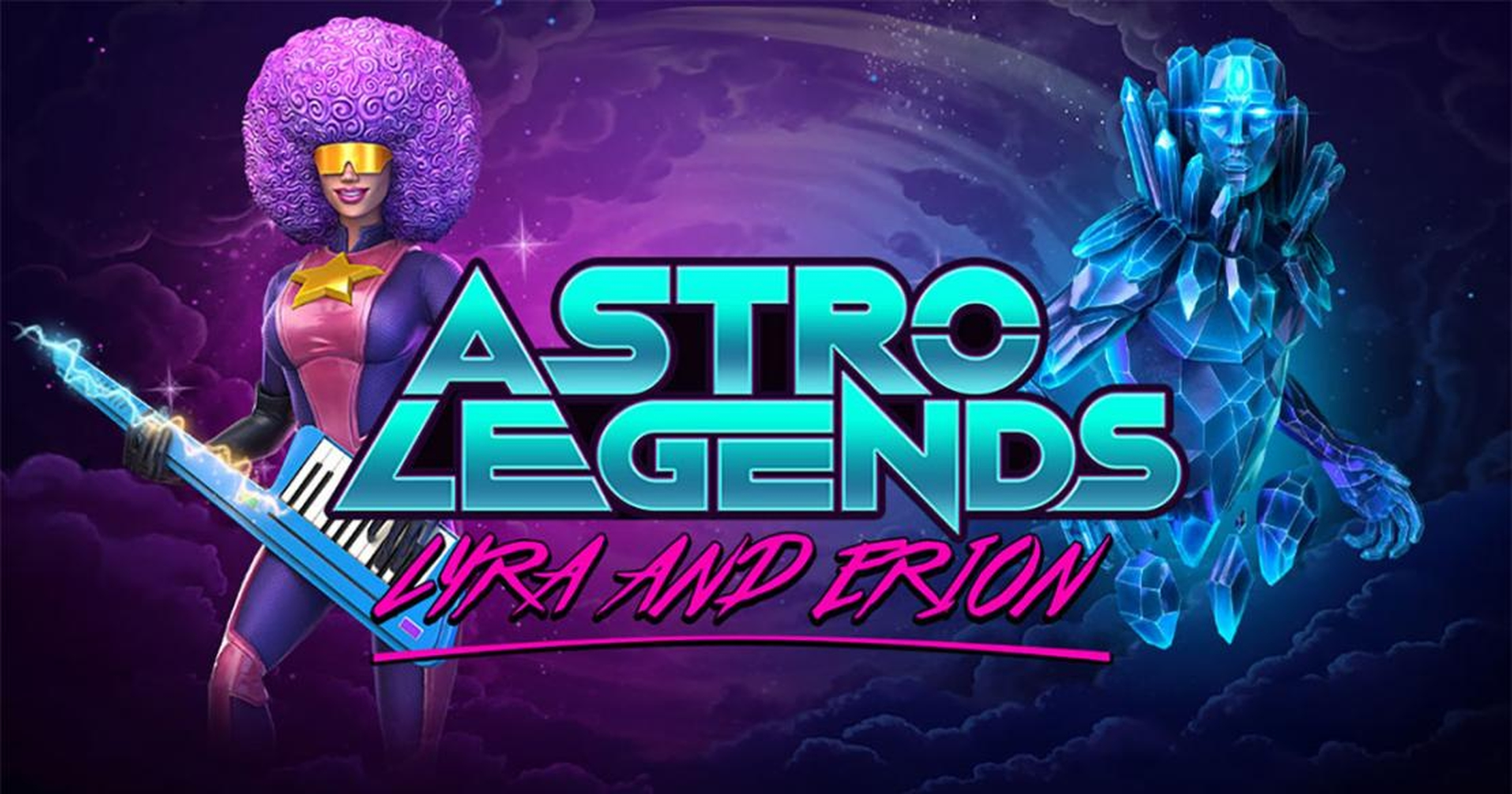 Se Astro Legends: Lyra and Erion Online Slot Demo Game, Foxium