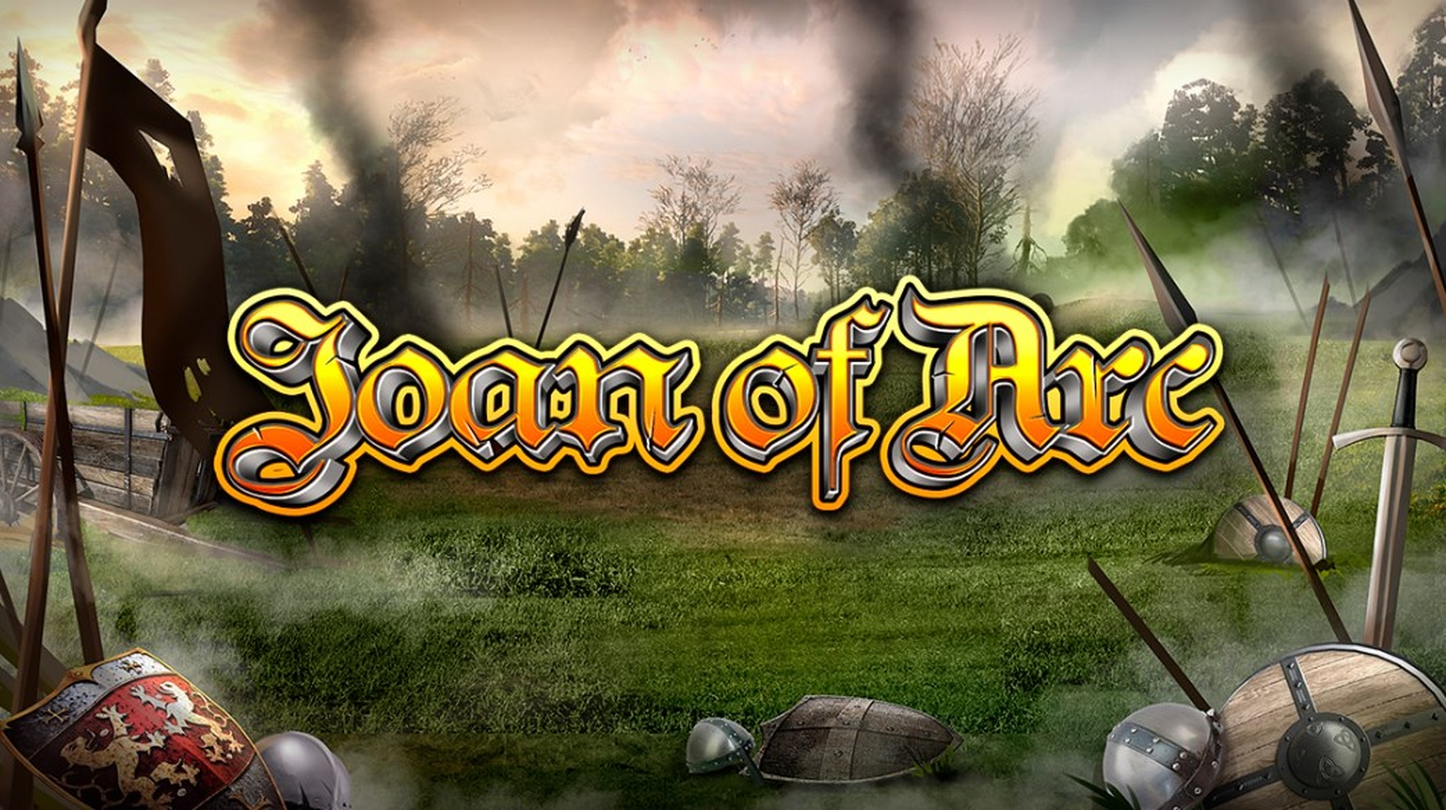 Se Joan of Arc (GameArt) Online Slot Demo Game, GameArt