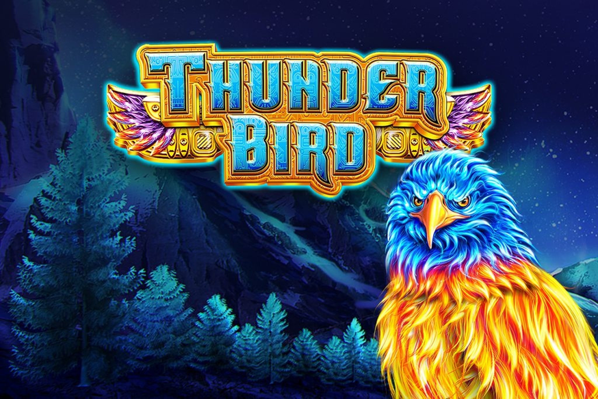 Se Thunder Bird (GameArt) Online Slot Demo Game, GameArt