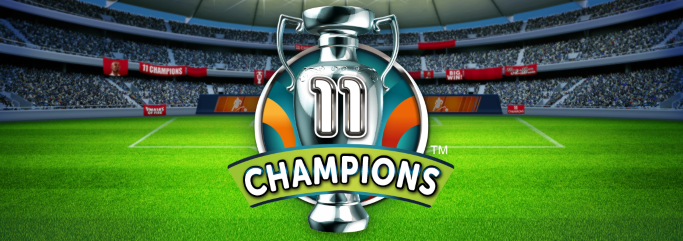 Se 11 Champions Online Slot Demo Game, Gameburger Studios