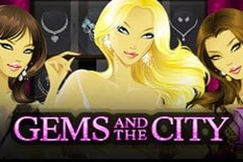 Se Gems and the City Online Slot Demo Game, GamesOSCTXM