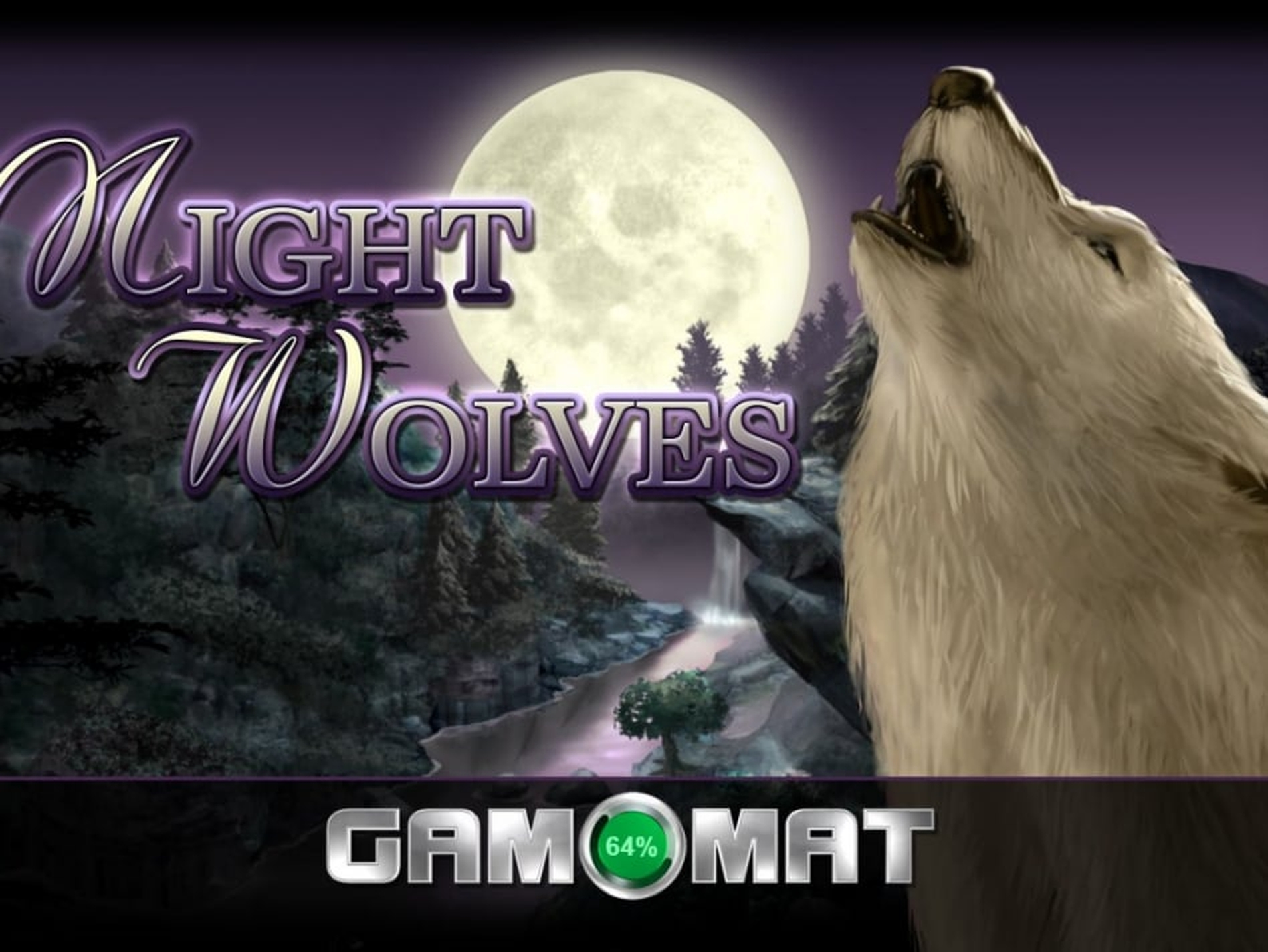 Se Night Wolves Online Slot Demo Game, Gamomat