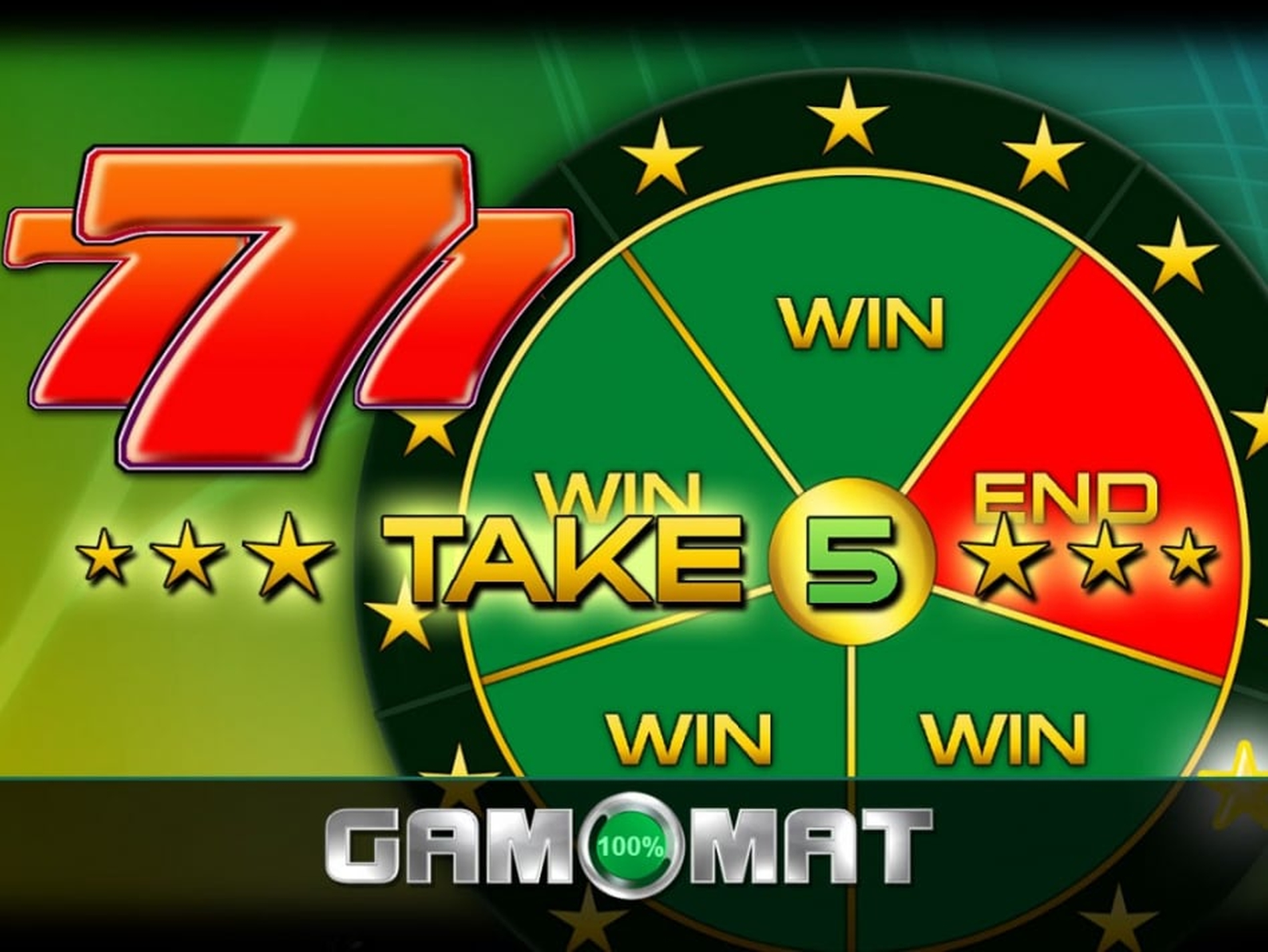 Se Take 5 Online Slot Demo Game, Gamomat