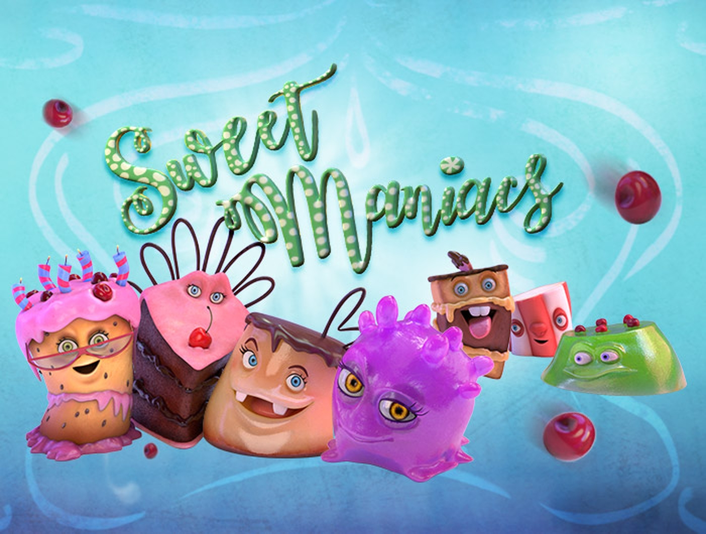 Se Sweet Maniacs Online Slot Demo Game, Gamshy