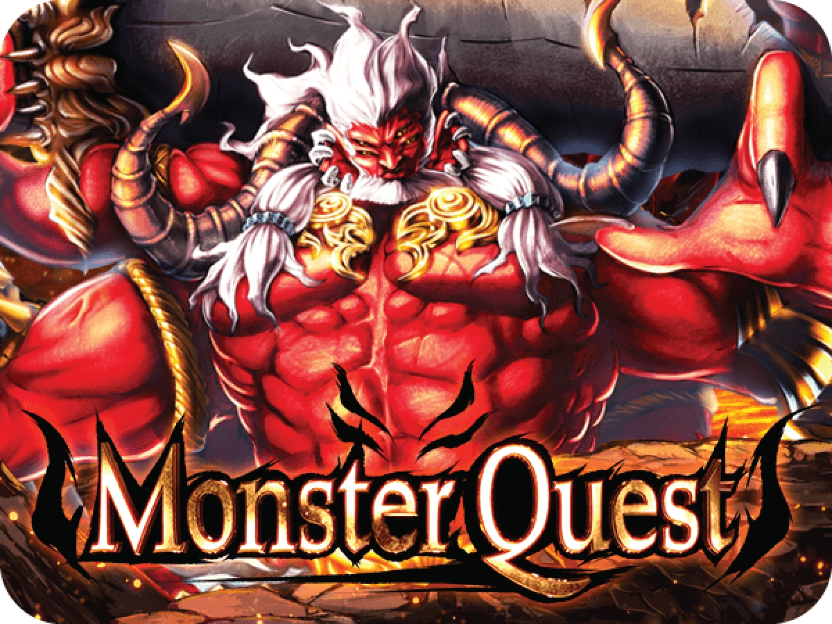 Se Monster Quest Online Slot Demo Game, Ganapati