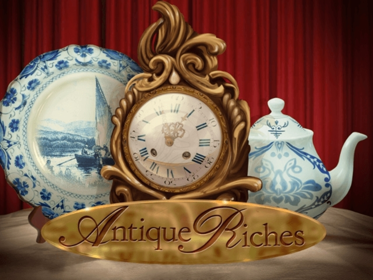 Se Antique Riches Online Slot Demo Game, Genesis