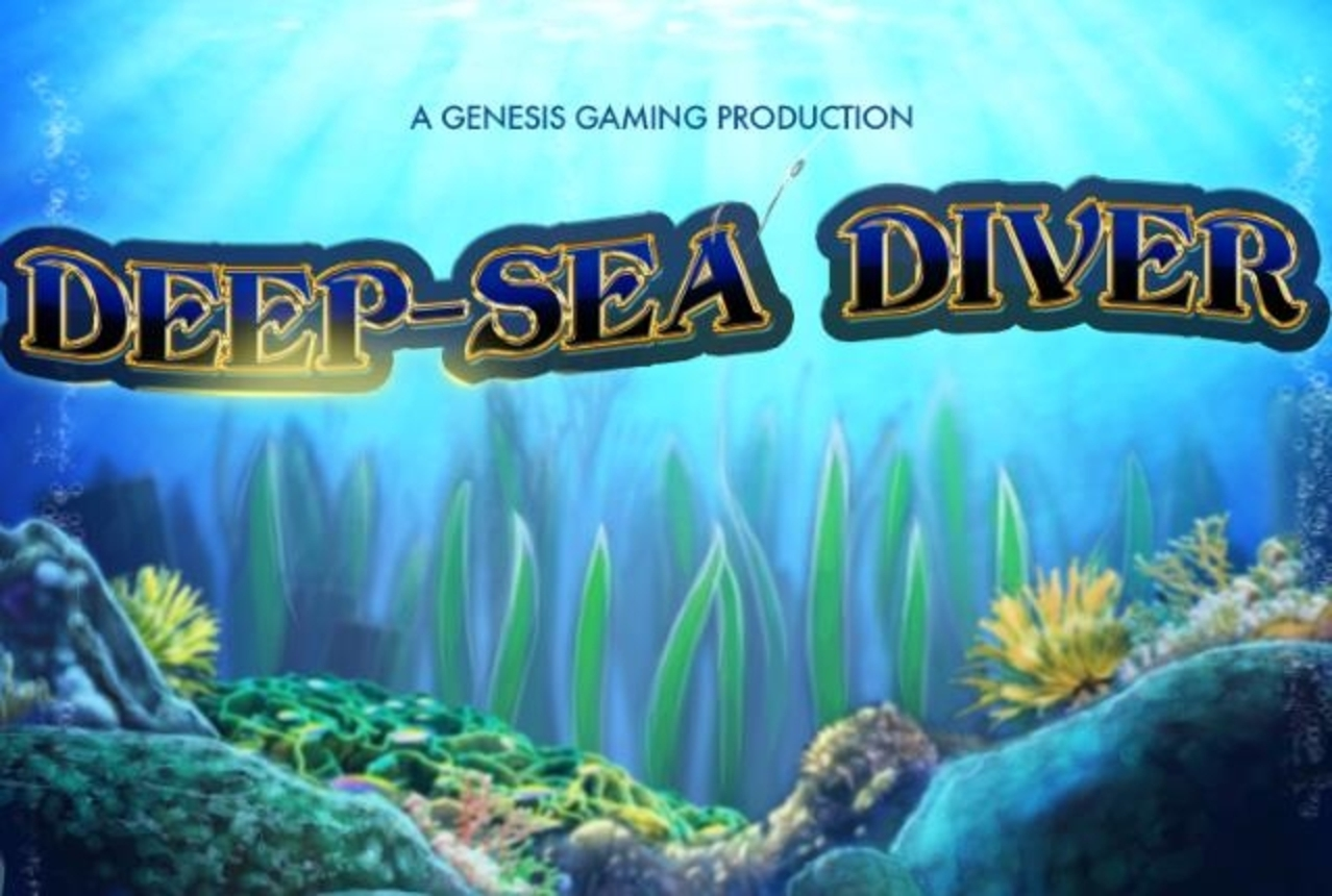 Se Deep Sea Diver Online Slot Demo Game, Genesis