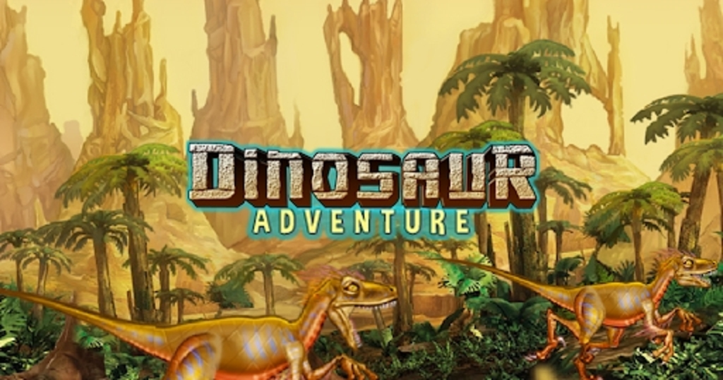 Se Dinosaur Adventure Online Slot Demo Game, Genesis