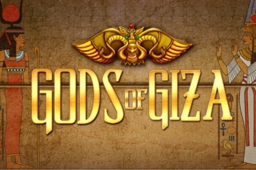 Se Gods of Giza Online Slot Demo Game, Genesis
