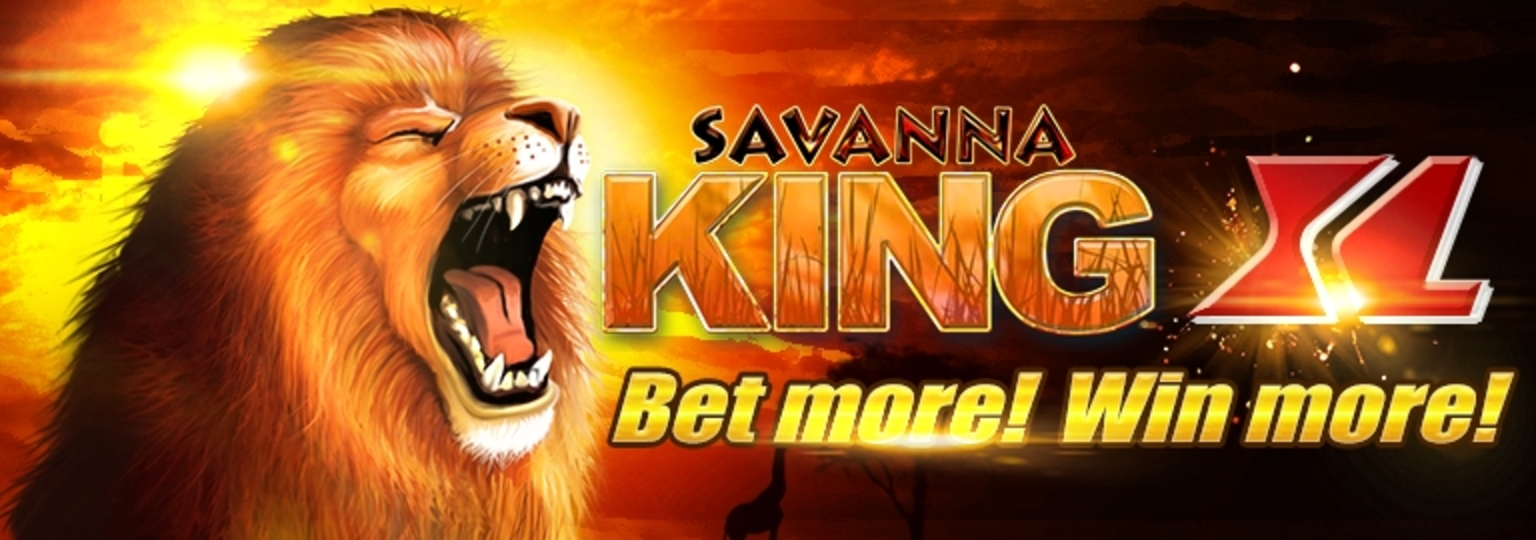 Se Savanna King Online Slot Demo Game, Genesis