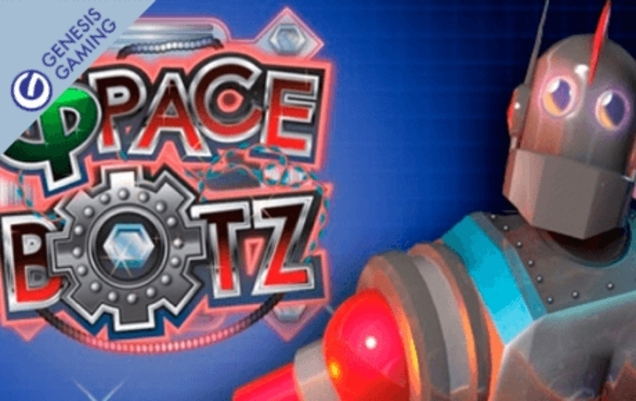 Se Space Botz Online Slot Demo Game, Genesis
