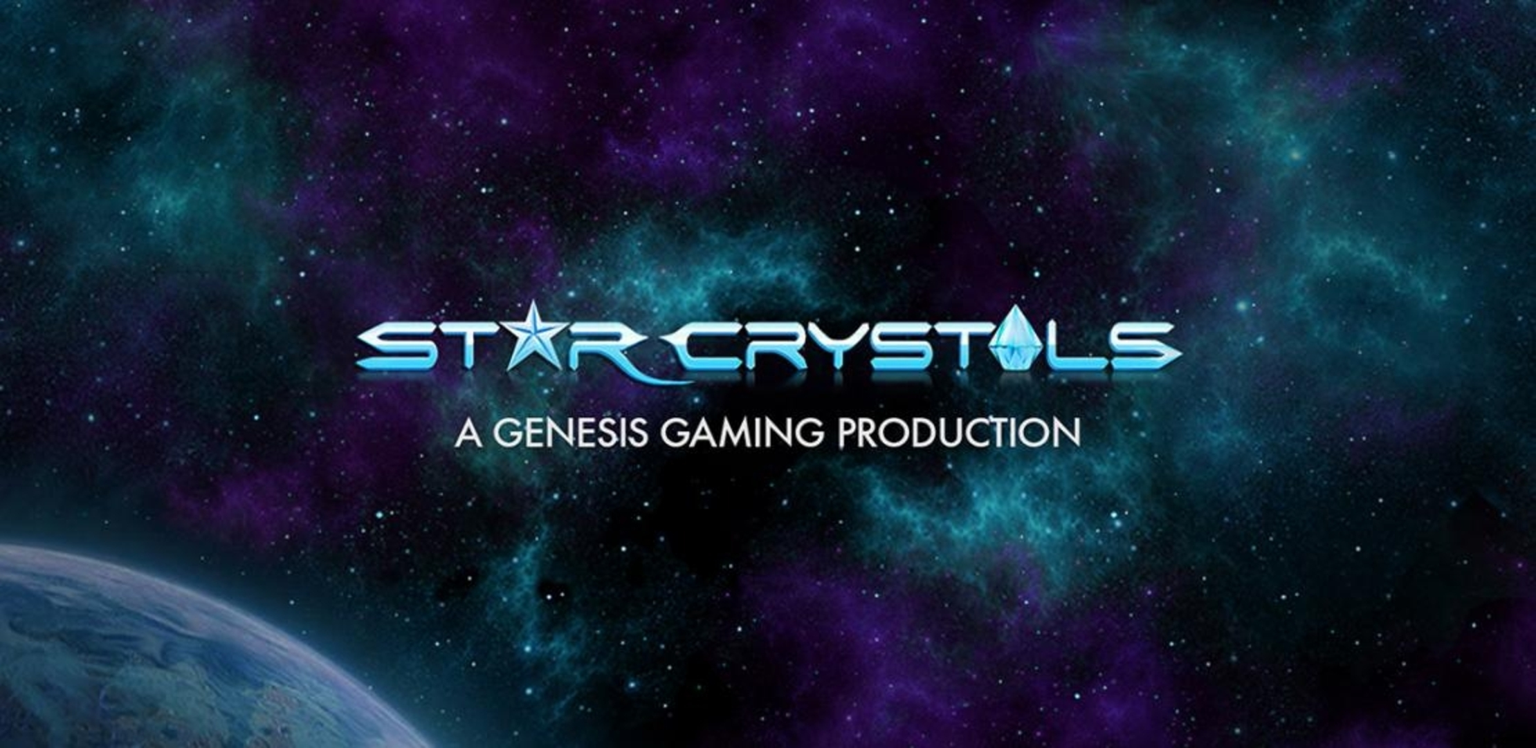 Se Star Crystals Online Slot Demo Game, Genesis