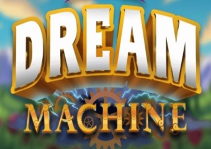 Se The Dream Machine Online Slot Demo Game, Golden Rock Studios