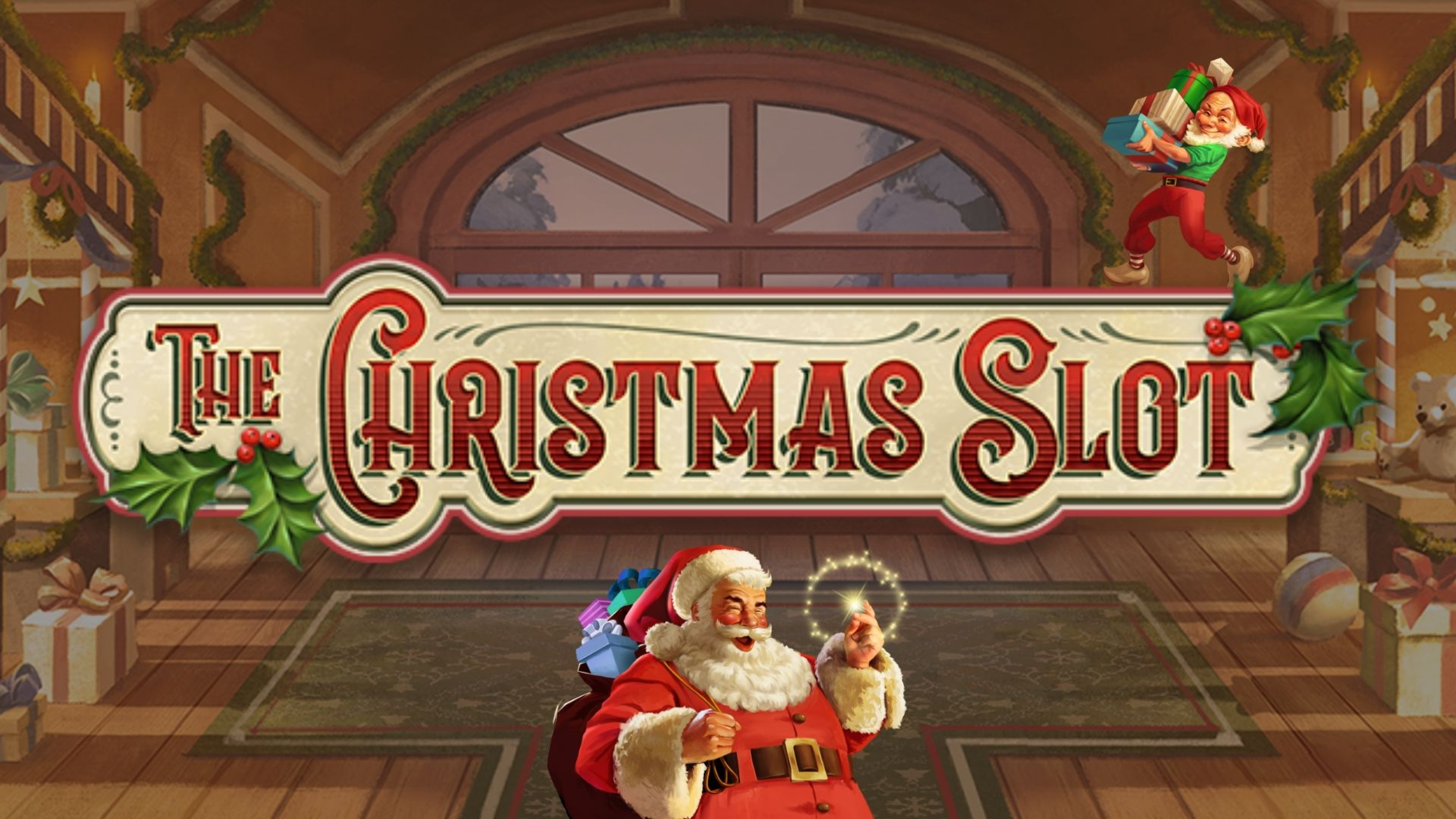 Se The Christmas Slot Online Slot Demo Game, Green Jade Games