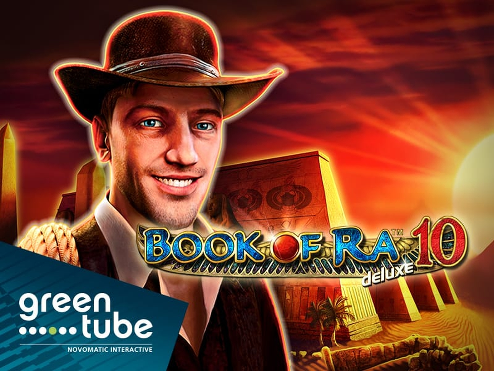 Se Book of Ra deluxe Online Slot Demo Game, Greentube
