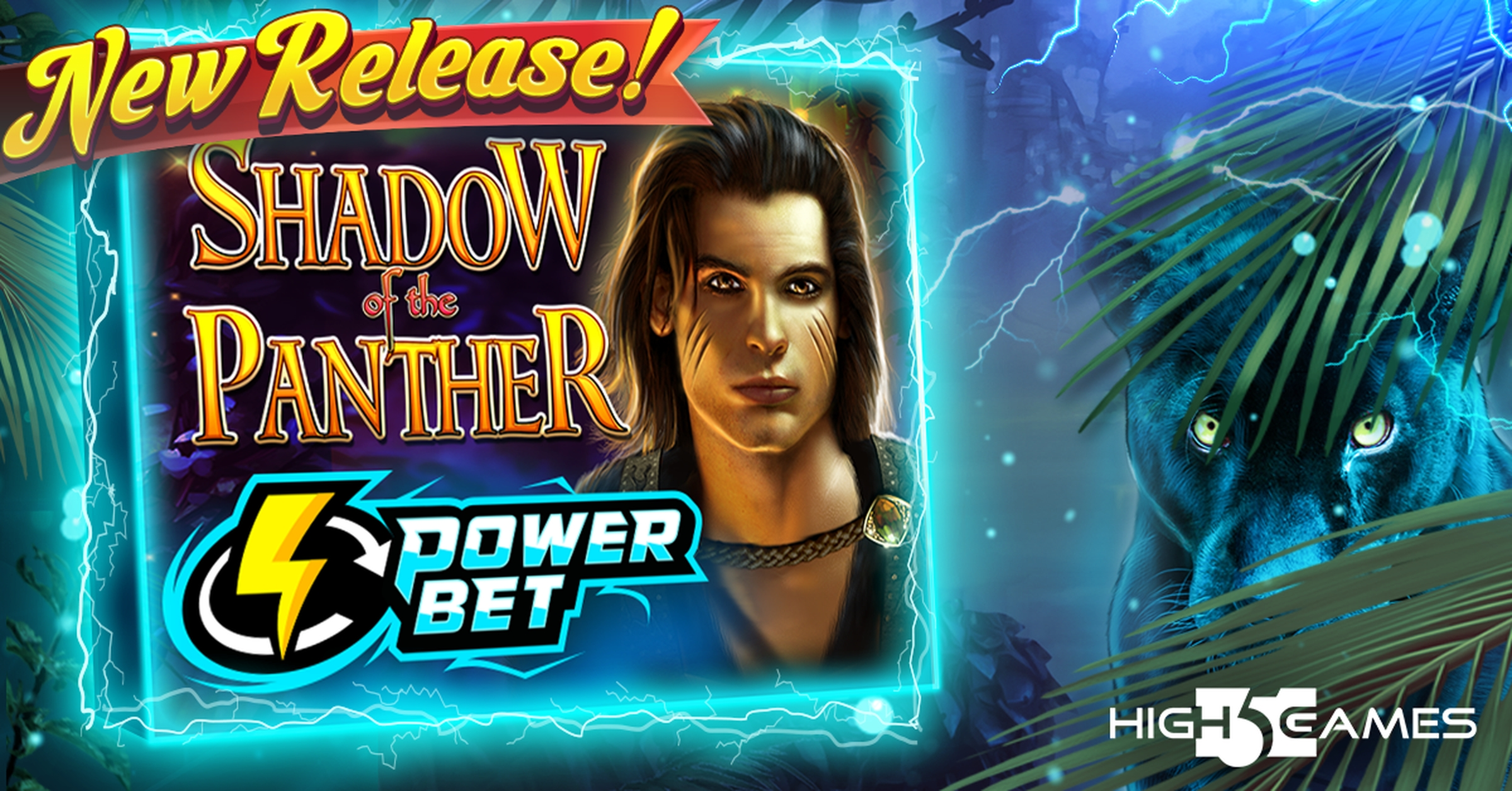 Se Shadow of the Panther Online Slot Demo Game, High 5 Games
