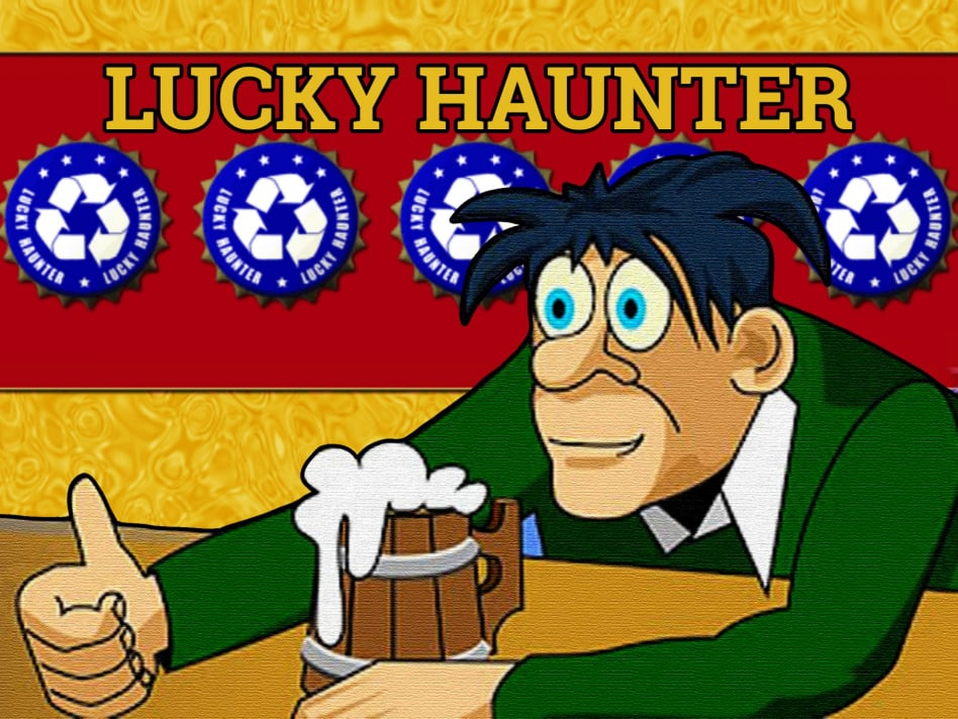 Se Lucky Haunter Online Slot Demo Game, Igrosoft