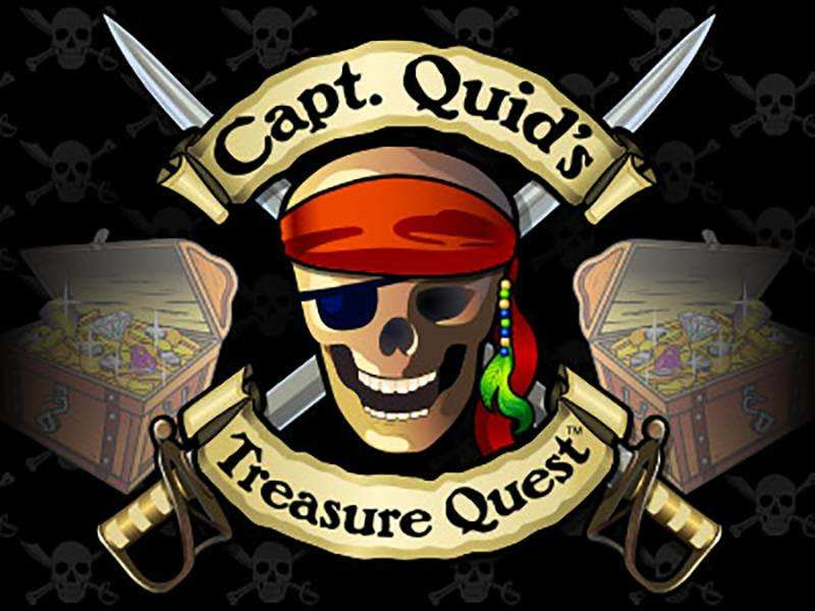 Se Captain Quids Treasure Quest Online Slot Demo Game, IGT