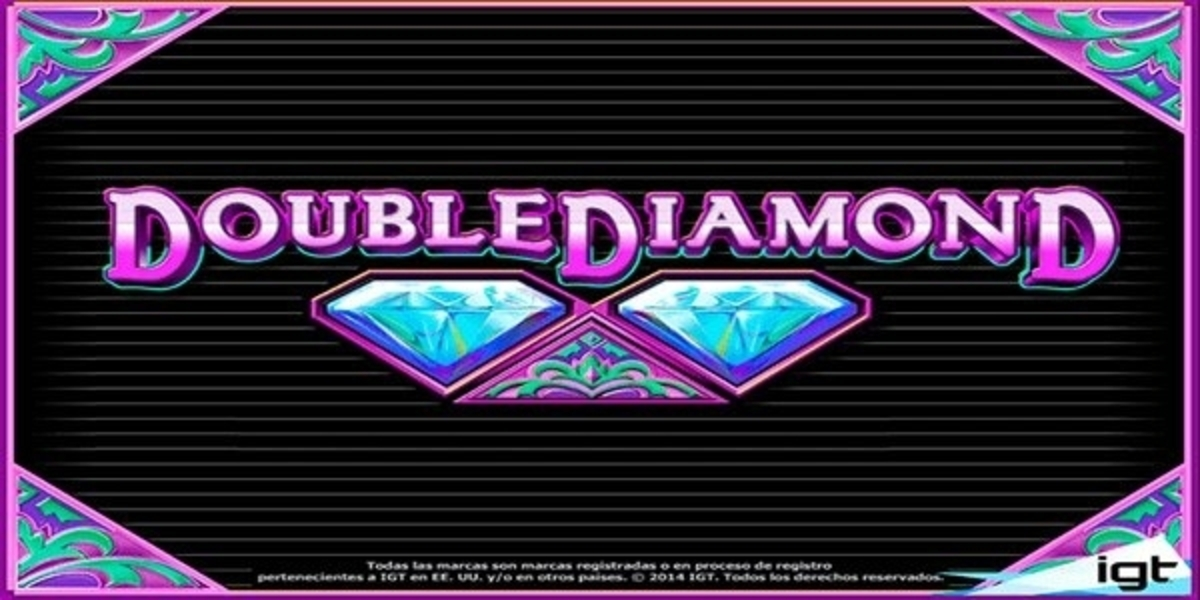 Se Double Diamond Online Slot Demo Game, IGT