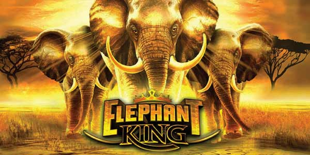 Se Elephant King Online Slot Demo Game, IGT