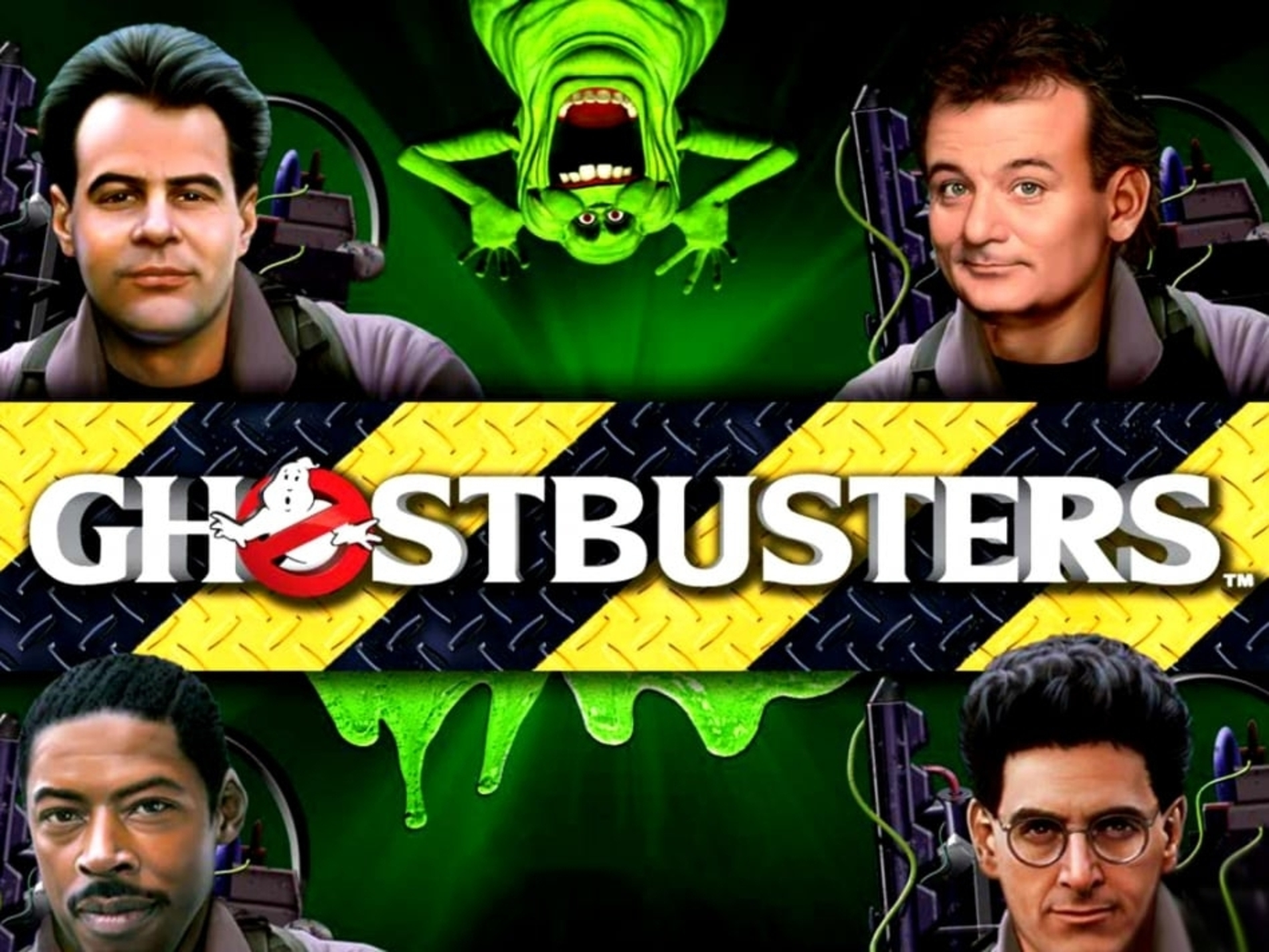 Se Ghostbusters Online Slot Demo Game, IGT