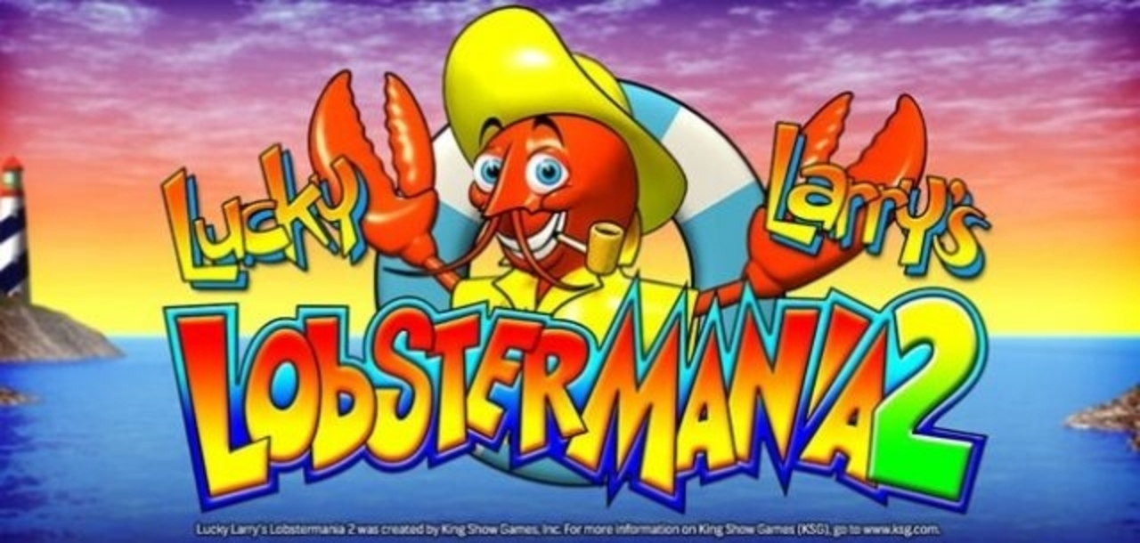 Se Lucky Larry's Lobstermania 2 Online Slot Demo Game, IGT