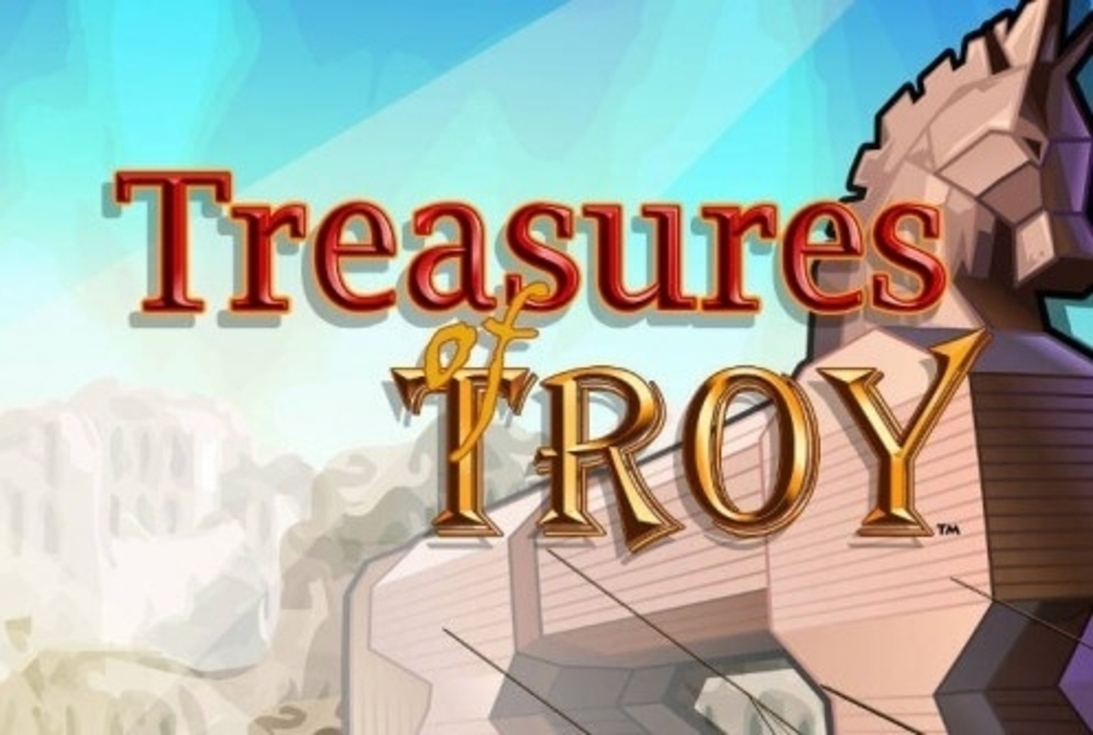 Se Treasures of Troy Online Slot Demo Game, IGT