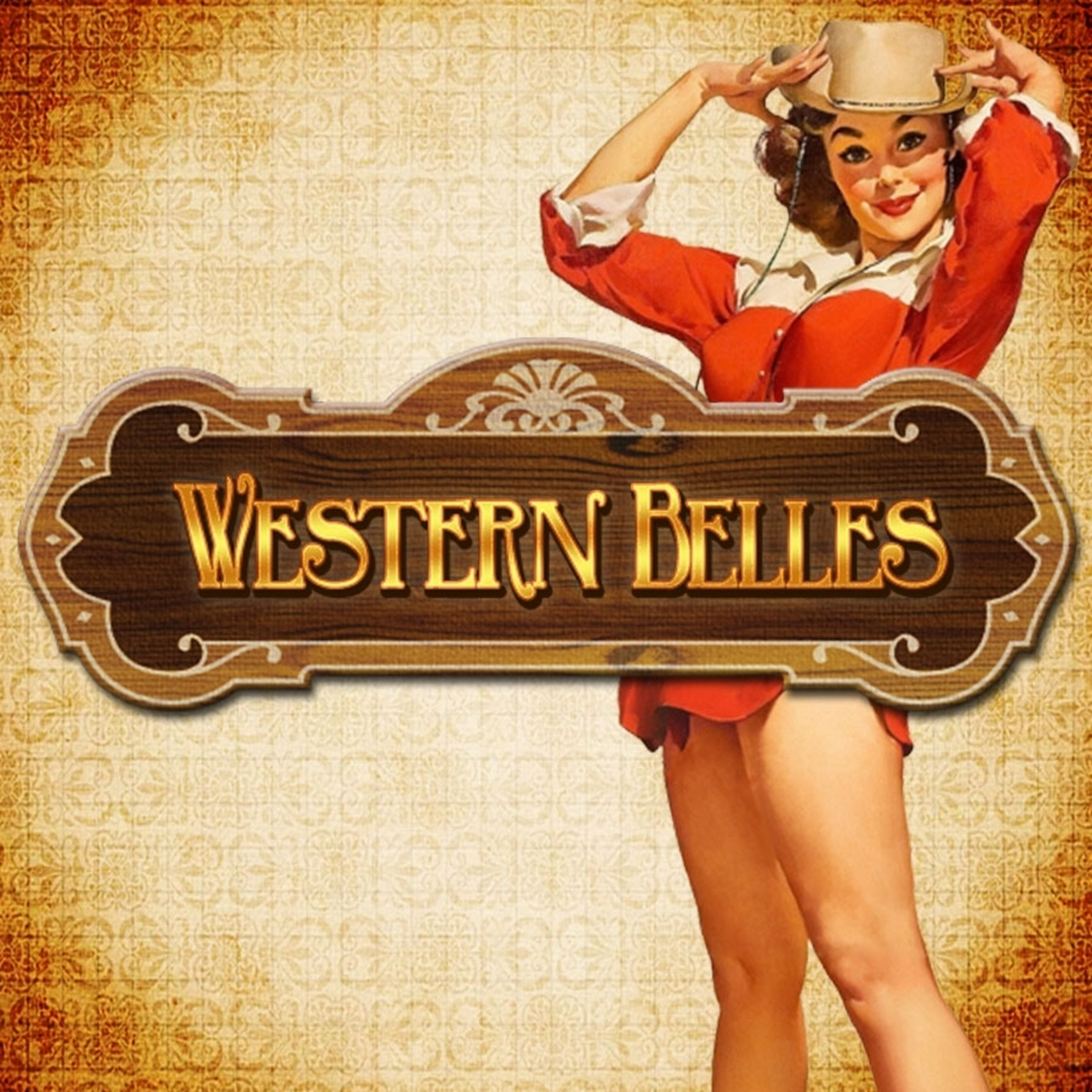 Se Western Belles Online Slot Demo Game, IGT
