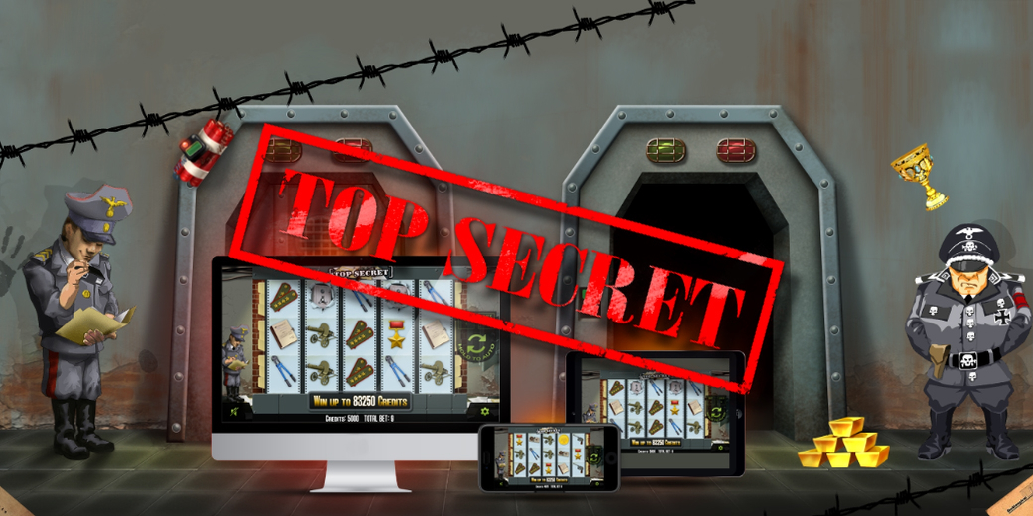 Se Top Secret Online Slot Demo Game, Inbet Games