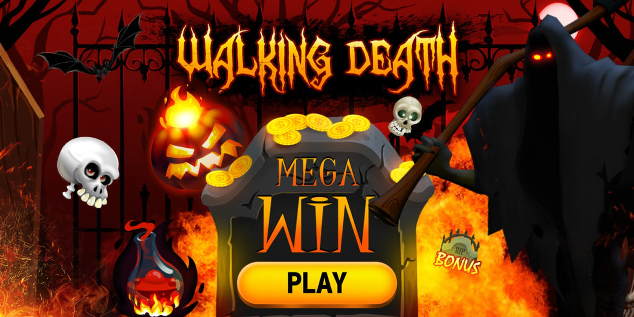 Se Walking Death Online Slot Demo Game, Inbet Games