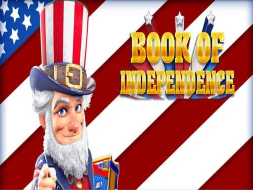 Se Book of Independence Online Slot Demo Game, Inspired Gaming