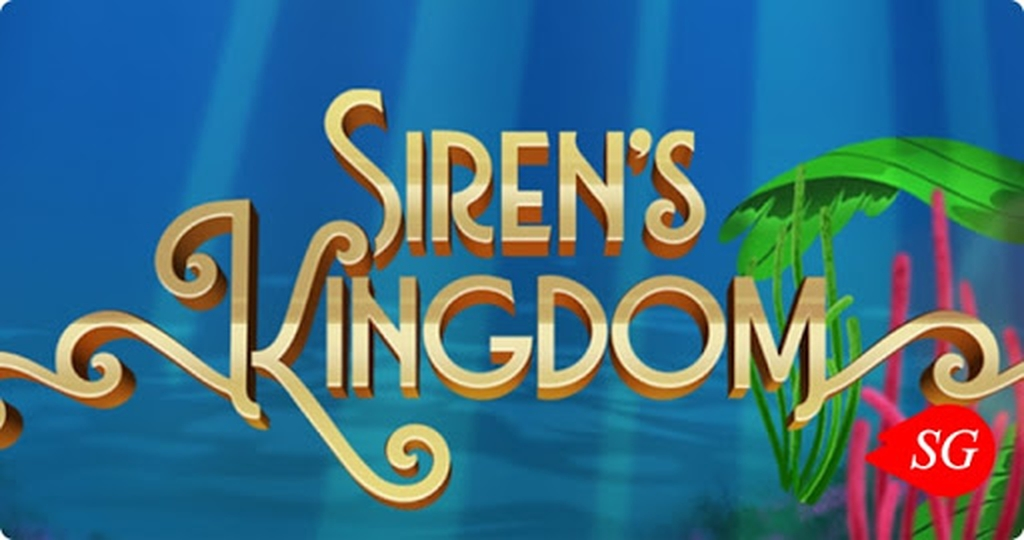 Se Siren's Kingdom Online Slot Demo Game, IronDog
