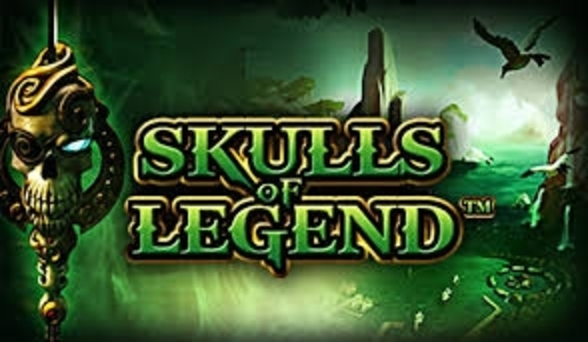 Se Skulls of Legend Online Slot Demo Game, iSoftBet