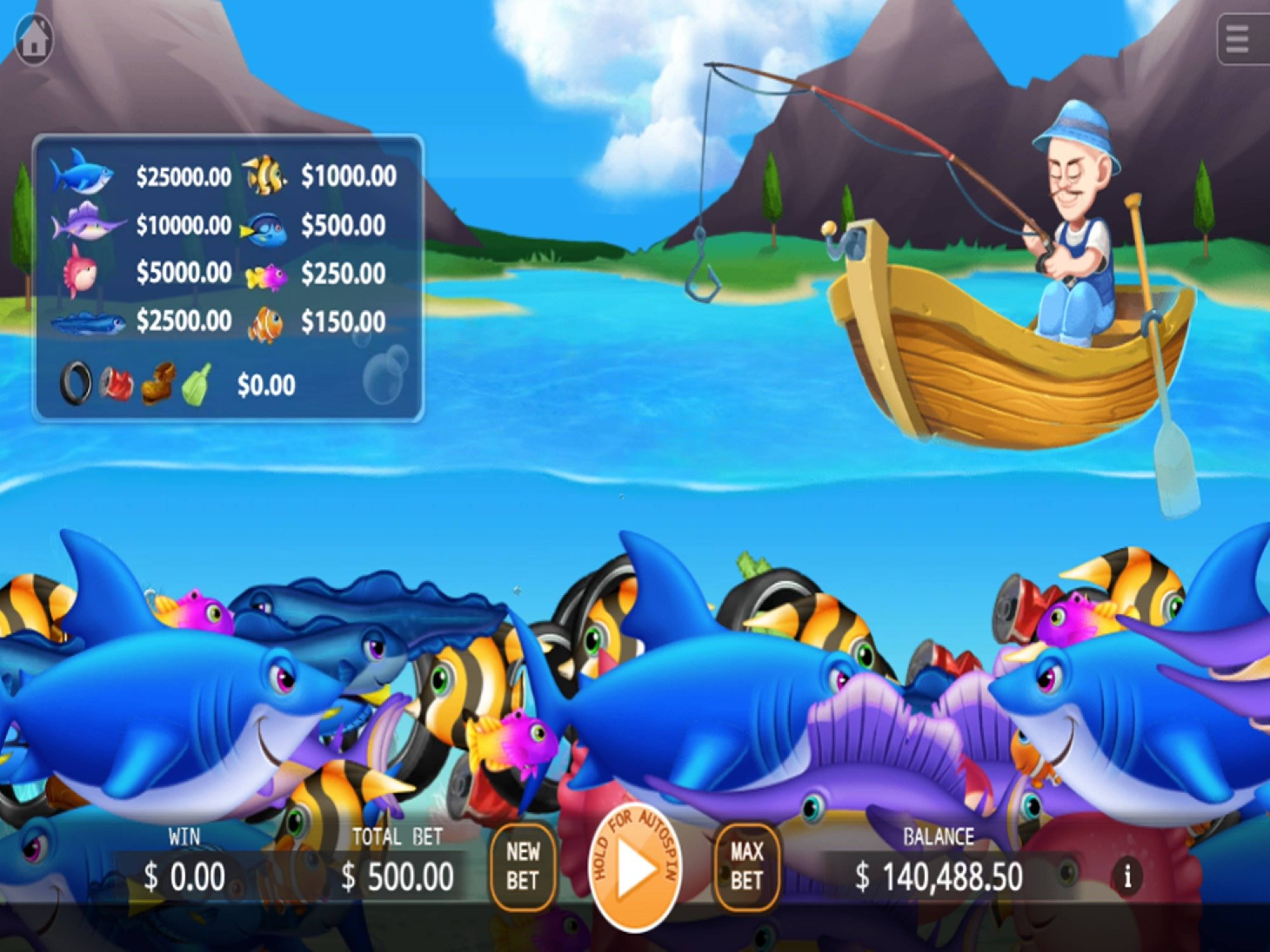 Se Fishing Expedition Online Slot Demo Game, KA Gaming