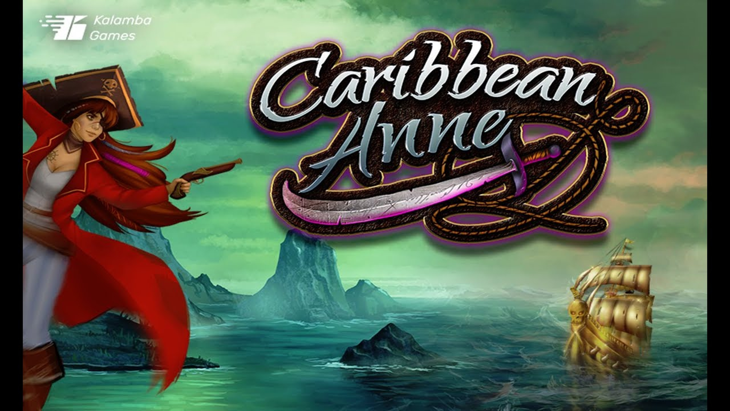 Se Caribbean Anne Online Slot Demo Game, Kalamba Games