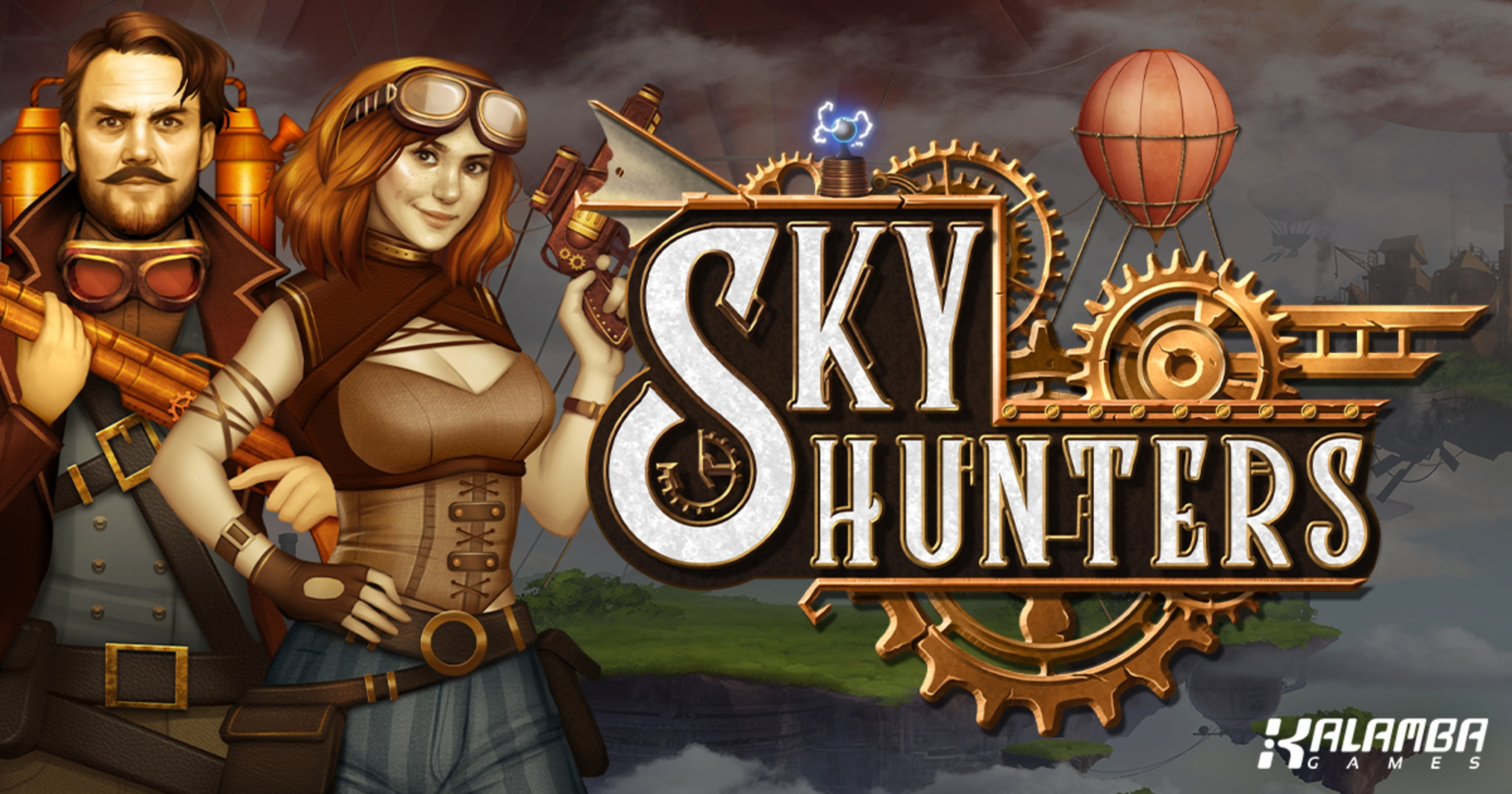 Se Sky Hunters Online Slot Demo Game, Kalamba Games