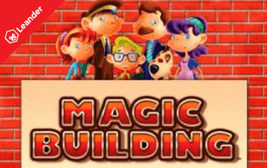 Se Magic Building Online Slot Demo Game, Leander Games