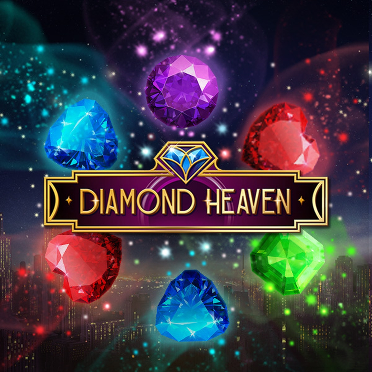 Se Diamond Heaven Online Slot Demo Game, Leap Gaming