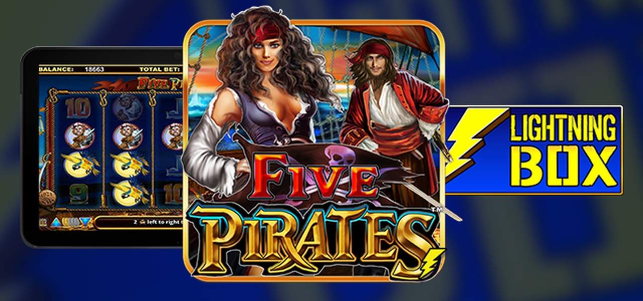 Se Five Pirates Online Slot Demo Game, Lightning Box