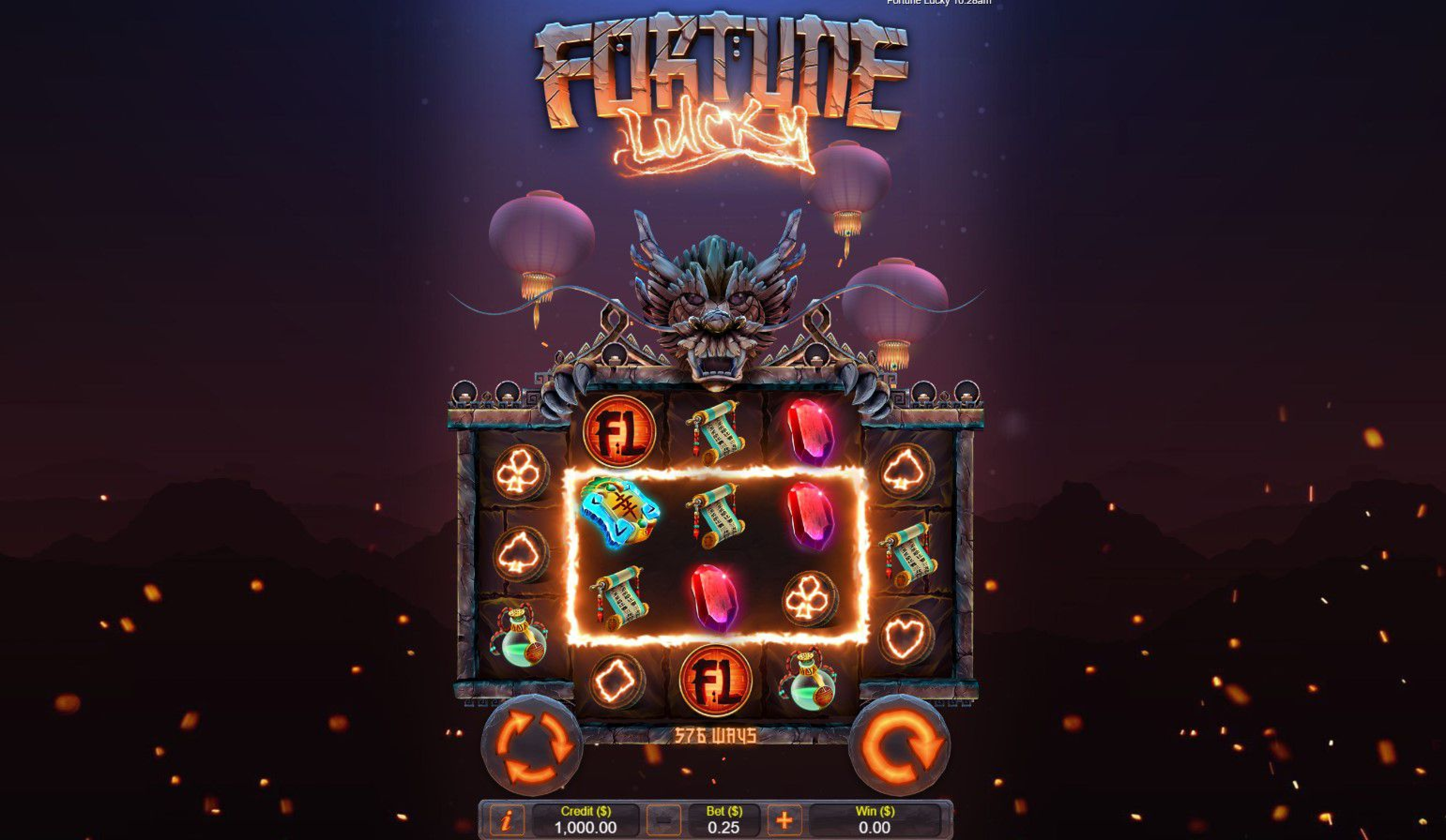 Se Fortune Lucky Online Slot Demo Game, Live 5 Gaming