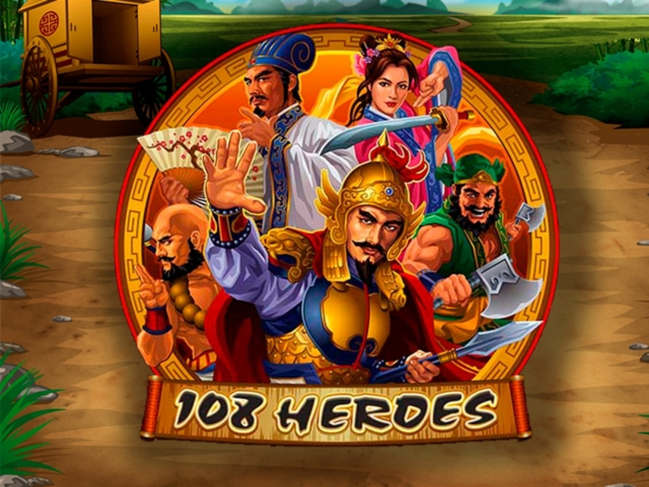 Se 108 Heroes Online Slot Demo Game, MahiGaming