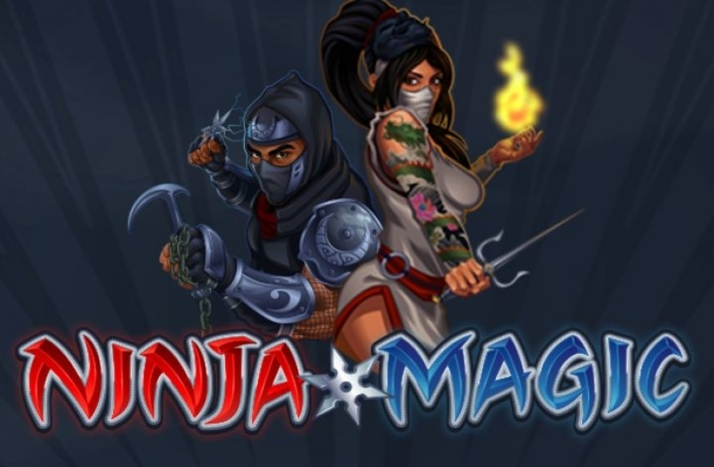 Se Ninja Magic Online Slot Demo Game, MahiGaming