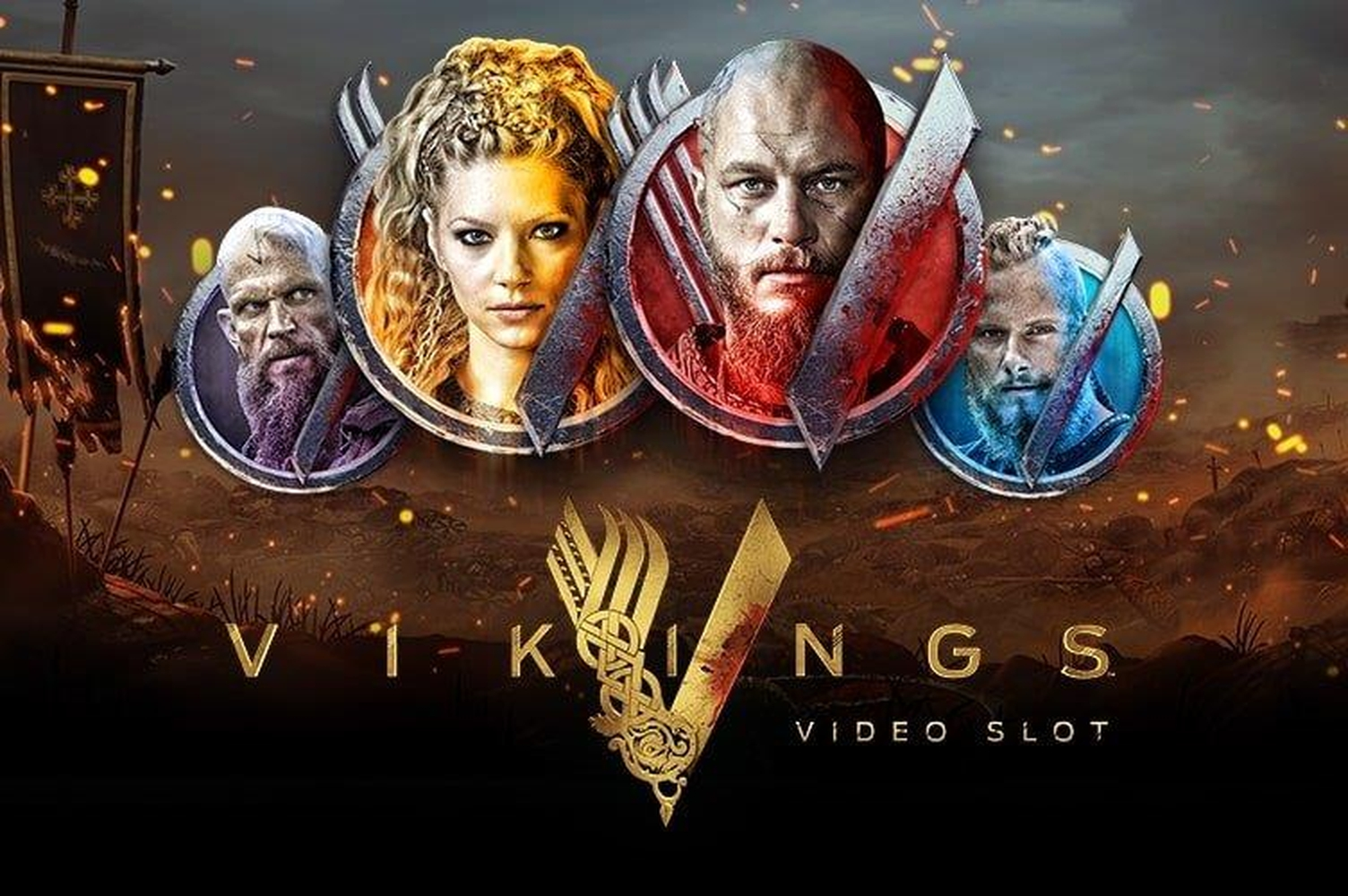 Se Vikings Bingo Online Slot Demo Game, MGA