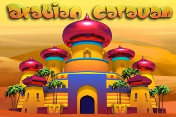Se Arabian Caravan Online Slot Demo Game, Microgaming