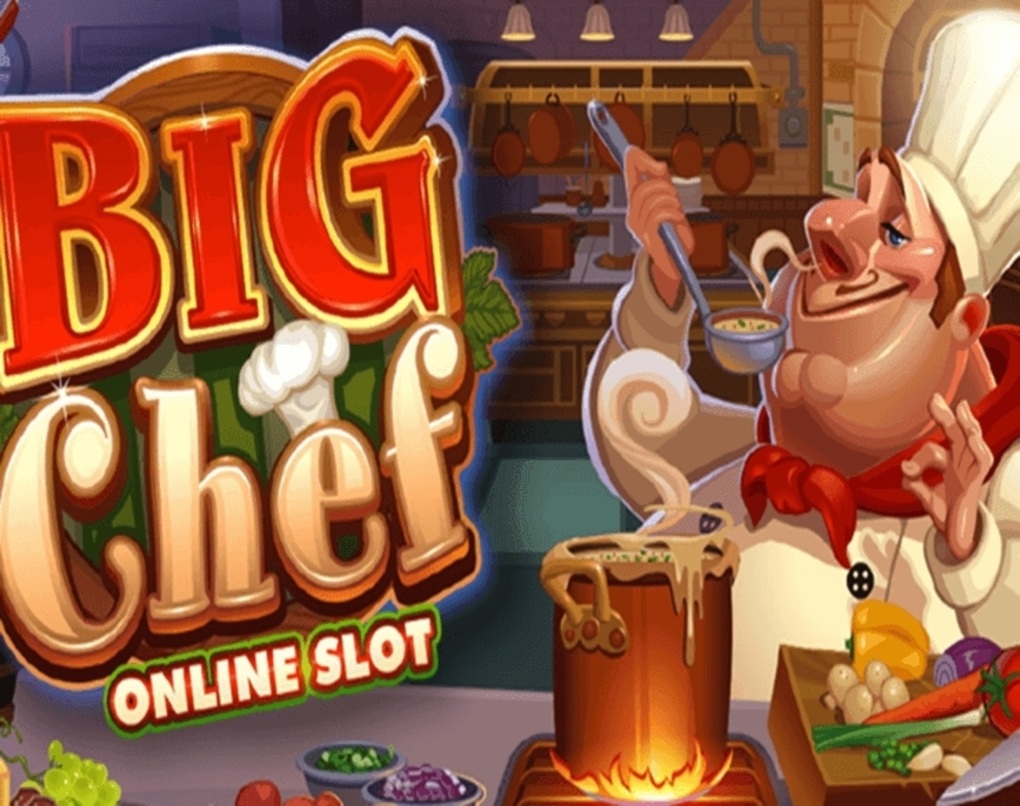 Se Big Chef Online Slot Demo Game, Microgaming